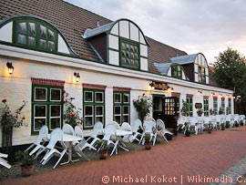Restaurant in Büsum
